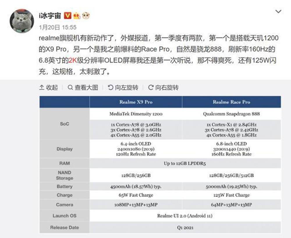 春节后手机圈高能 6款旗舰中谁惊喜最大?