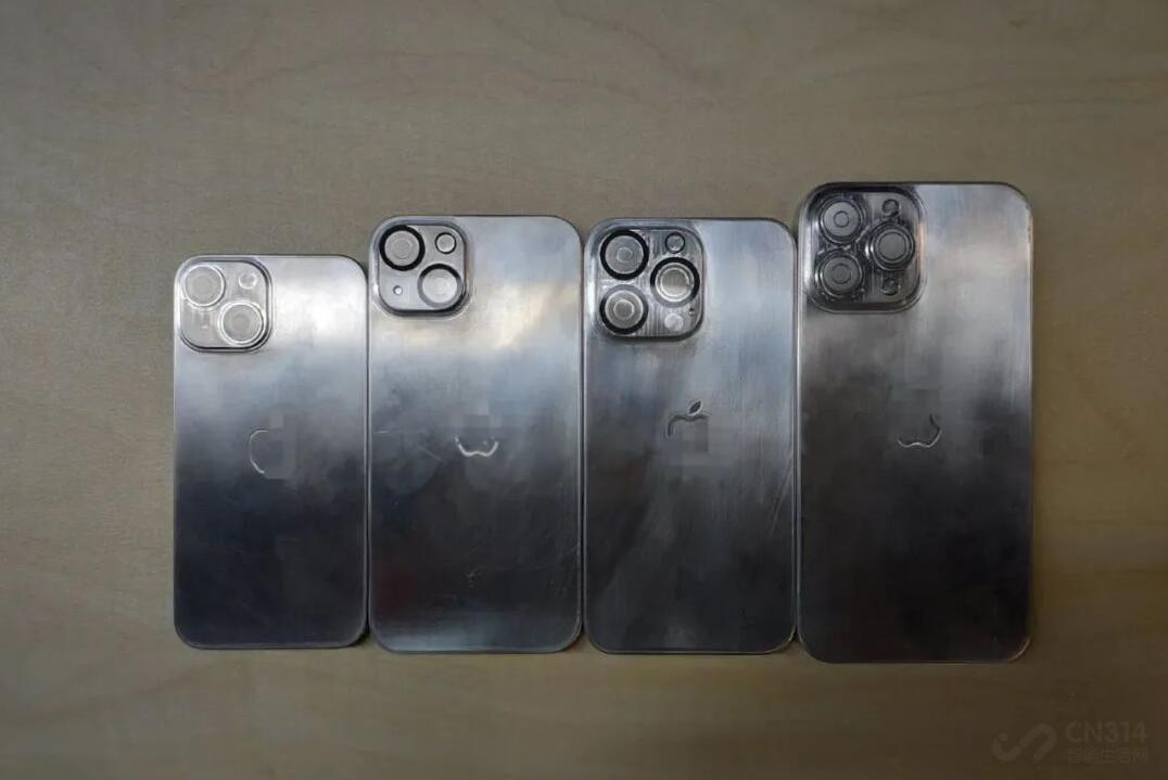 可信度高达90%!iPhone 13真机模具曝光