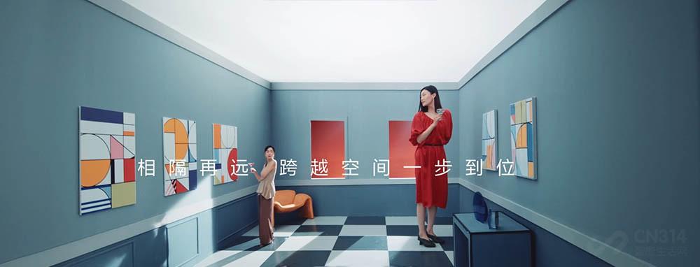 华为P50宣传片 有真实色彩和强大变焦能力