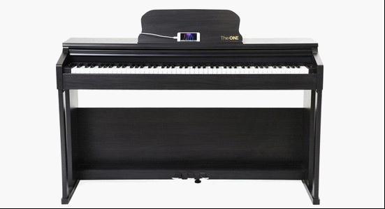 the one 可以练习钢琴更有趣的智能钢琴