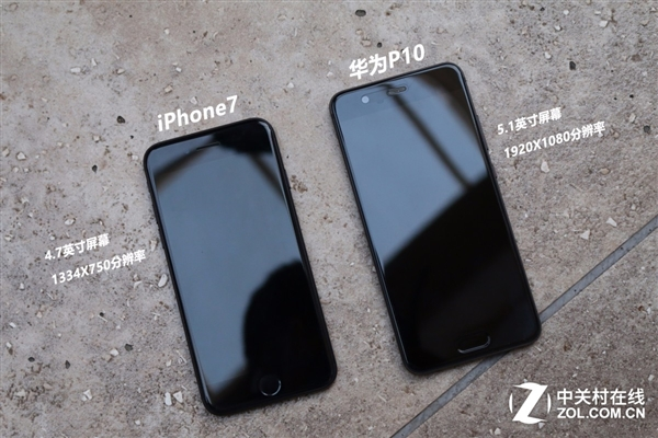 5000你买谁?华为P10对比iPhone 7:答案是...