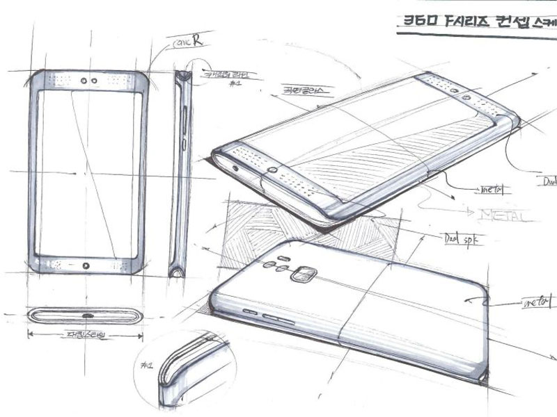 说到这里,你们会不会突然想到诺基亚Lumia系列产品和HTC M8呢?两者虽然材质不同,但也都是圆润的极致,手感和颜值一直被人们所津津乐道。而360手机f系列新品将延续这一经典,但在机身的材质上是否会有其他突破呢?非常值得期待! 双摄像头 除了圆润的机身外,360手机f系列新品背部的双摄像头设计依旧非常的亮眼。虽然双摄像头的设计在360手机上并非首次出现,360手机奇酷旗舰版上就搭载了后置双摄像头,但其出色的拍照体验依旧给我们带来了深刻的印象。