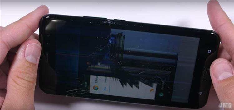 2017年耐用手机排行 钢铁和玻璃都有哪些