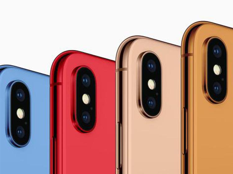iPhone新机一次来仨,它们都长啥样?