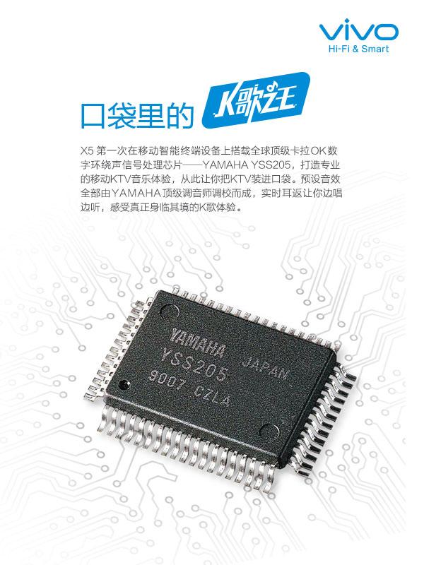 第一代yss205数字环绕声信号处理芯片有雅马哈在26年前推出.