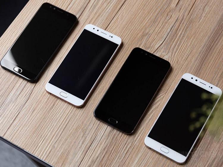 vivo新机型曝光:或全球首款屏幕指纹手机