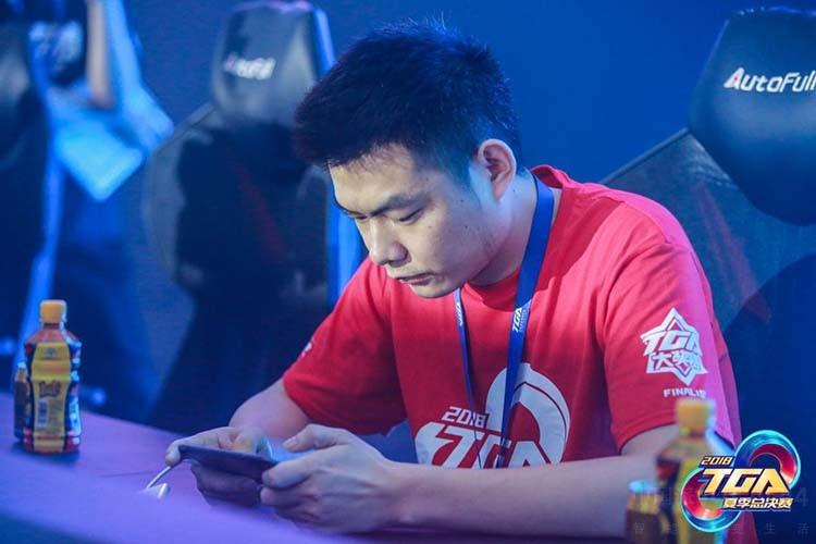 TGA大奖赛 红魔助力玩家彰显出真正实力