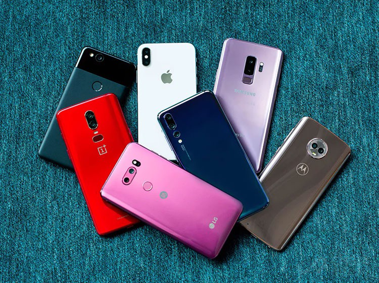 寻求手机销量突破!5G和1亿像素成关键词