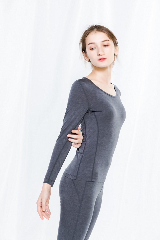 穿上这款自发热内衣 冬天能少穿几件衣服