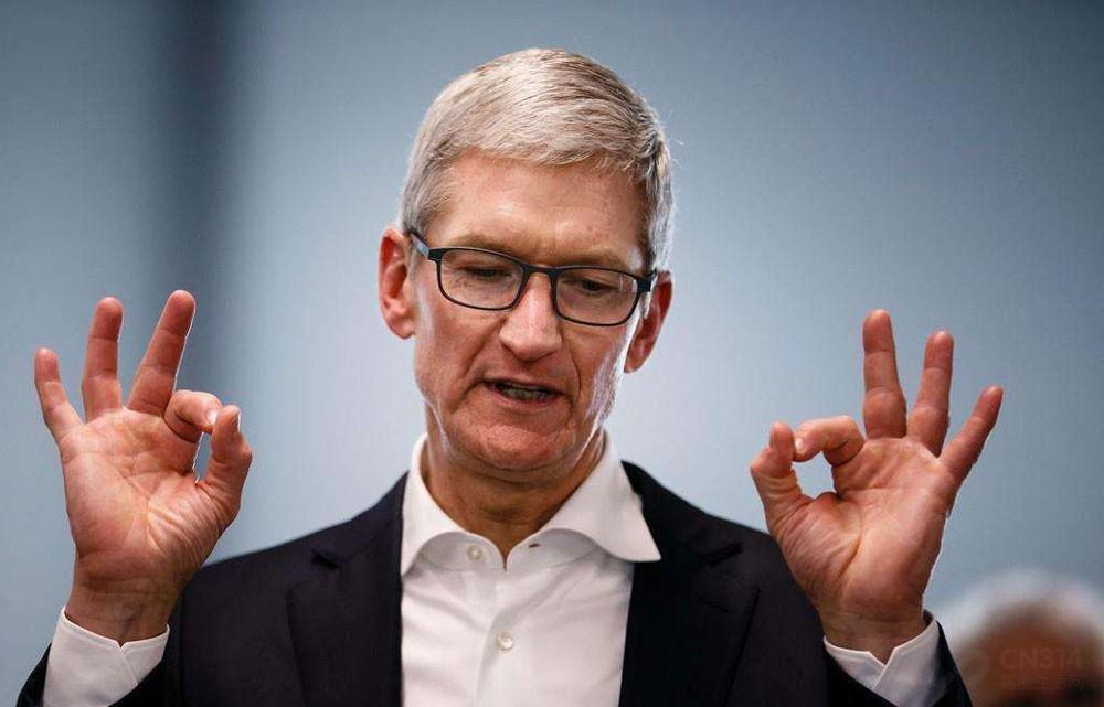苹果在本国花1亿多美元把大事情摆平了!
