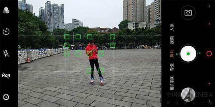 手机中的单反机 努比亚让手机摄影成潮流
