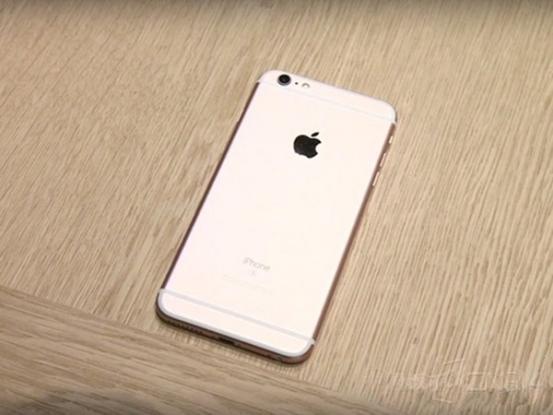 苹果6s换电池图解