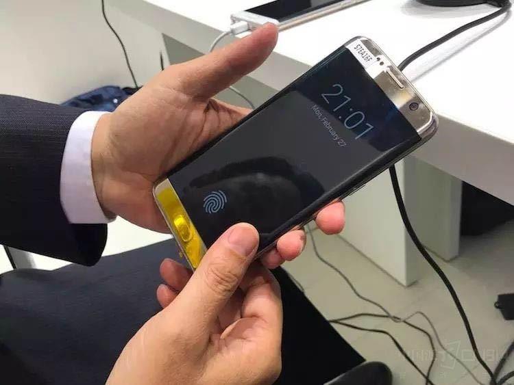 手指随便按屏幕就能解锁 苹果新机要逆天