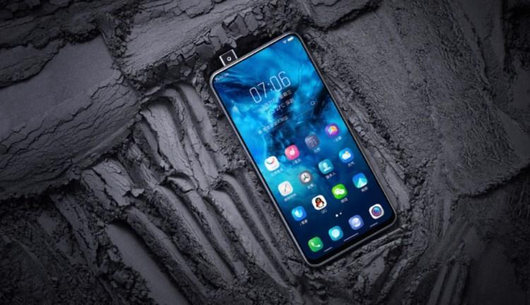 零界全面屏旗舰vivo NEX  智能手机Top1